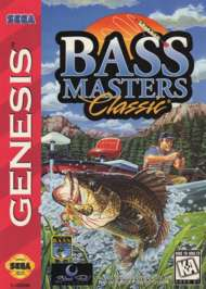 Bass Masters Classic - Sega Genesis - Used