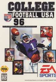 College Football USA 96 - Sega Genesis - Used