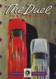 Duel: Test Drive II - Sega Genesis - Used