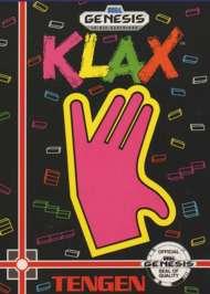 Klax - Sega Genesis - Used