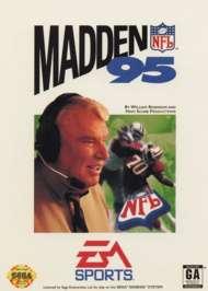Madden NFL '95 - Sega Genesis - Used