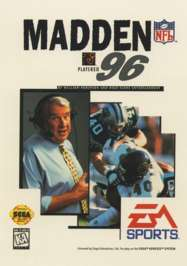 Madden NFL '96 - Sega Genesis - Used