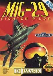MIG-29 - Sega Genesis - Used