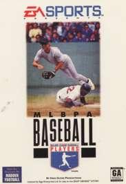 MLBPA Baseball - Sega Genesis - Used