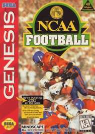 NCAA Football - Sega Genesis - Used