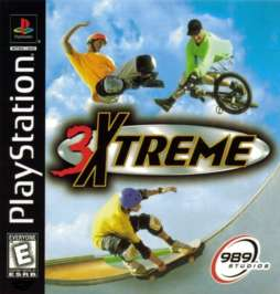 3 Xtreme - PlayStation - Used