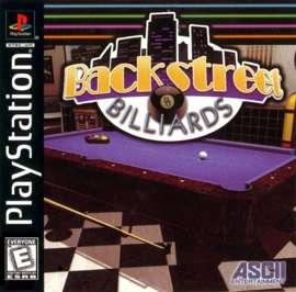 Backstreet Billiards - PlayStation - Used