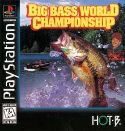 Big Bass World Championship - PlayStation - Used