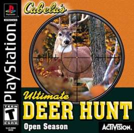 Cabela's Ultimate Deer Hunt: Open Season - PlayStation - Used