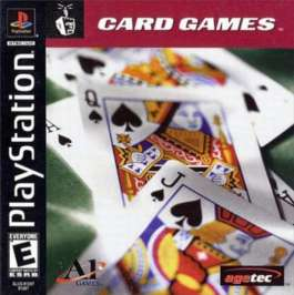 Card Games - PlayStation - Used