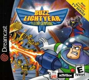 Disney/Pixar's Buzz Lightyear of Star Command - PlayStation - Used