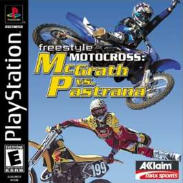 Freestyle Motocross: McGrath vs. Pastrana - PlayStation - Used