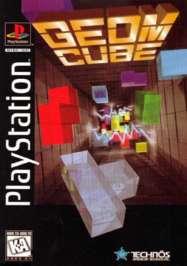 Geom Cube - PlayStation - Used