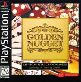 Golden Nugget - PlayStation - Used
