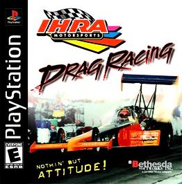 IHRA Drag Racing - PlayStation - Used