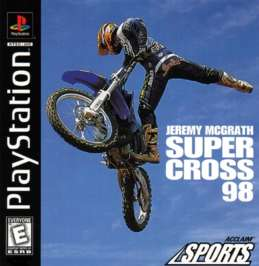 Jeremy McGrath Supercross '98 - PlayStation - Used