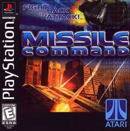 Missile Command - PlayStation - Used