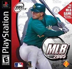 MLB 2005 - PlayStation - Used