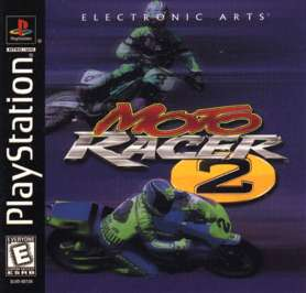 Moto Racer 2 - PlayStation - Used