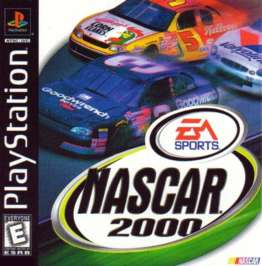 NASCAR 2000 - PlayStation - Used