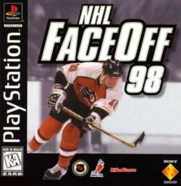 NHL FaceOff '98 - PlayStation - Used