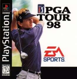 PGA Tour '98 - PlayStation - Used