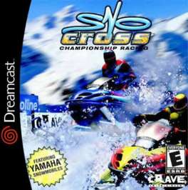 Sno-Cross Championship Racing - Dreamcast - Used