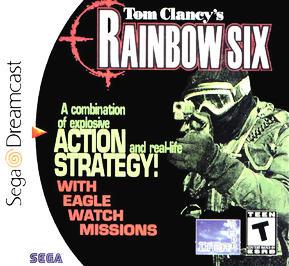 Tom Clancy's Rainbow Six - Dreamcast - Used