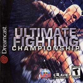 Ultimate Fighting Championship - Dreamcast - Used