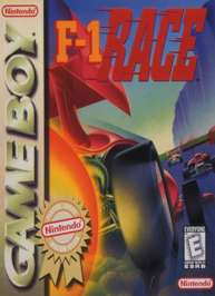 F-1 Race - Game Boy - Used