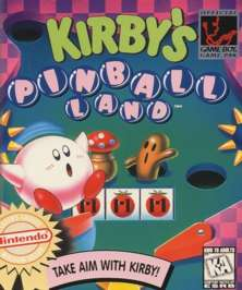 Kirby's Pinball Land - Game Boy - Used