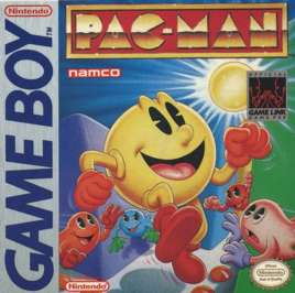 Pac-Man - Game Boy - Used