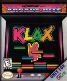 Klax - Game Boy Color - Used