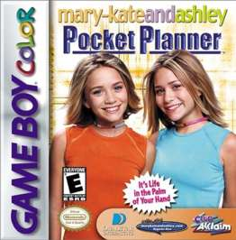 Mary-Kate and Ashley Pocket Planner - Game Boy Color - Used