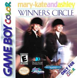 Mary-Kate and Ashley: Winner's Circle - Game Boy Color - Used