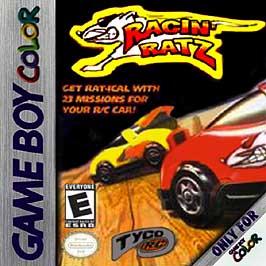 Racin' Ratz - Game Boy Color - Used