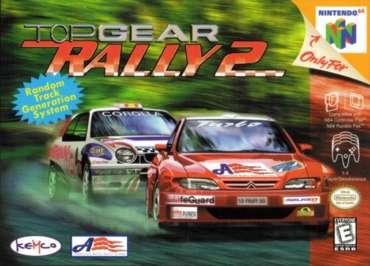 Top Gear Rally 2 - N64 - Used
