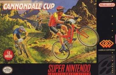 Cannondale Cup - SNES - Used