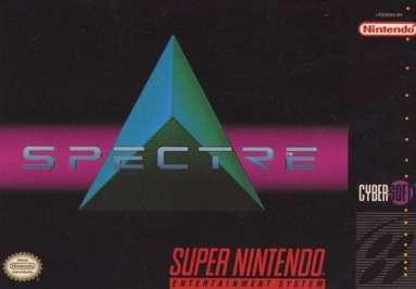 Spectre - SNES - Used