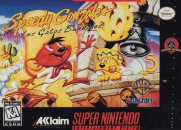 Speedy Gonzales: Los Gatos Bandidos - SNES - Used