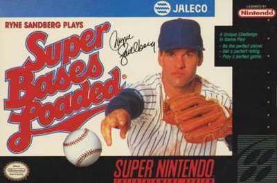 Super Bases Loaded - SNES - Used
