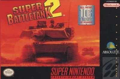 Super Battletank 2 - SNES - Used