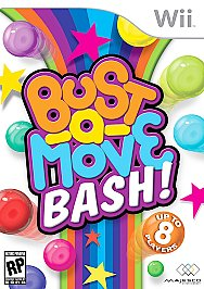 Bust-A-Move Bash! - Wii - Used