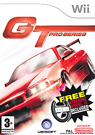 GT Pro Series - Wii - Used