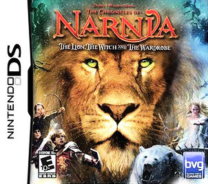 Chronicles of Narnia: The Lion, The Witch and The Wardrobe - DS - Used