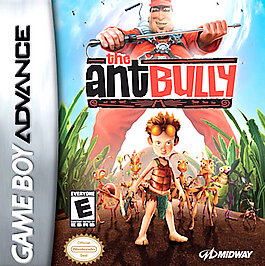 Ant Bully - GBA - Used