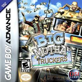 Big Mutha Truckers - GBA - Used