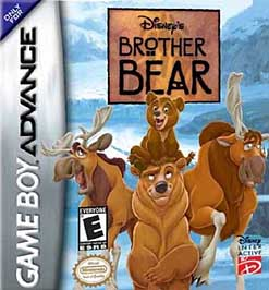 Brother Bear - GBA - Used