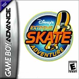 Disney's Extreme Skate Adventure - GBA - Used