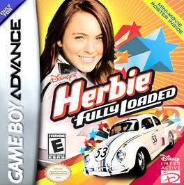 Disney's Herbie: Fully Loaded - GBA - Used